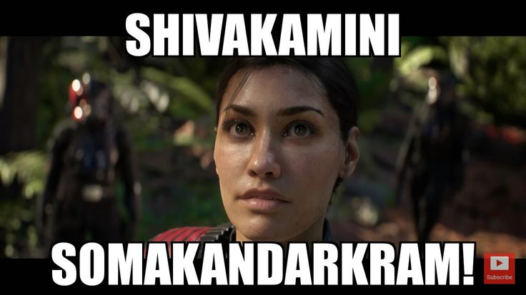 Every time I play EA Star Wars: Battlefront II I'm going to have to Shiva Blast. (The League)