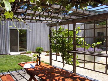 Grapevine Arbor Design Ideas, Pictures, Remodel, and Decor - page 4