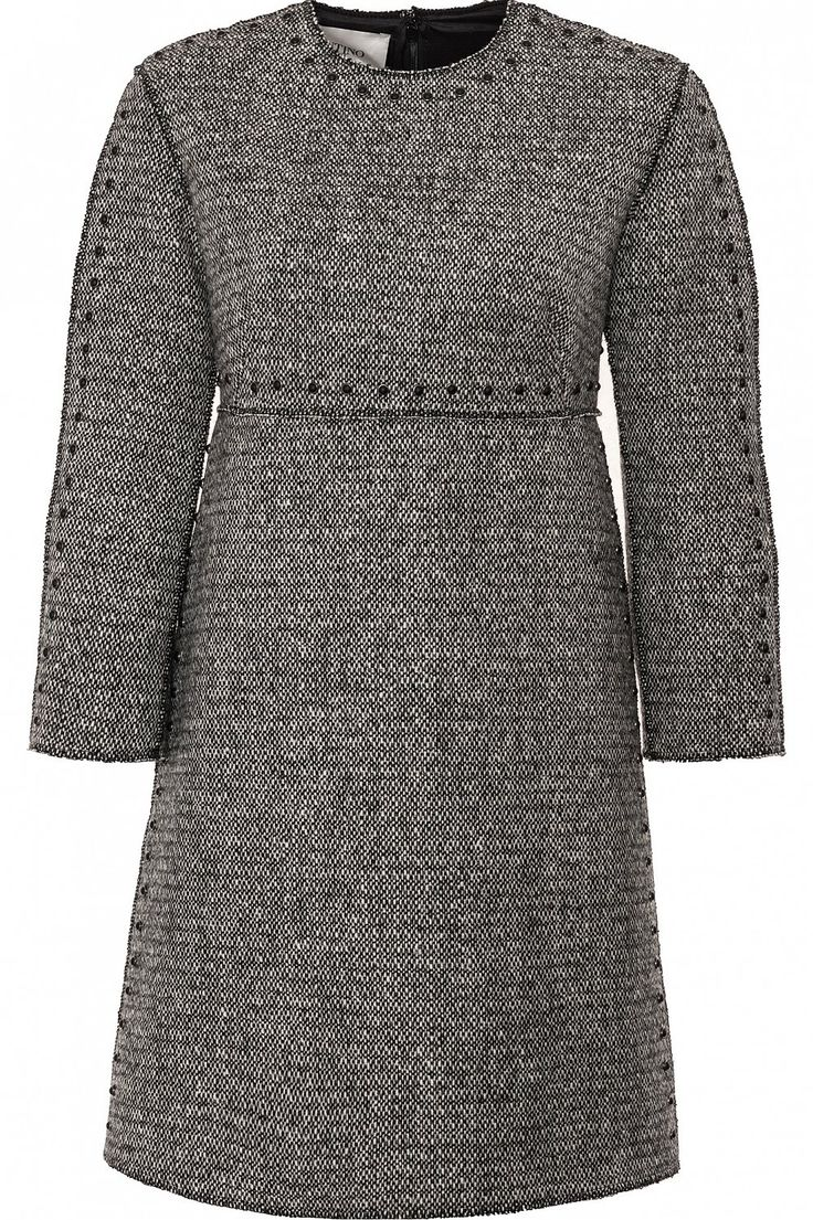 Шерстяное платье VALENTINO - Торговый Дом «Волна»