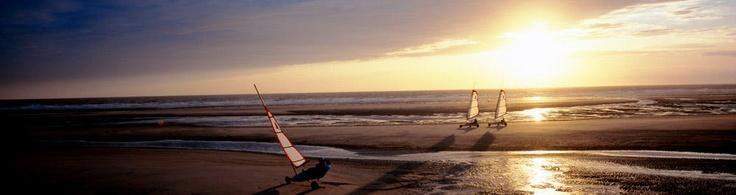 week end sportif en Picardie : char a voile, kayak de mer, rafting, golf / Week-End en Picardie / Aisne - Oise - Somme < Picardie