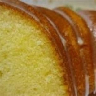 Mountain Dew Cake with Mountain Dew Glaze: This wonderfully moist and delicious cake is made with...you guessed! Mountain Dew soda pop!