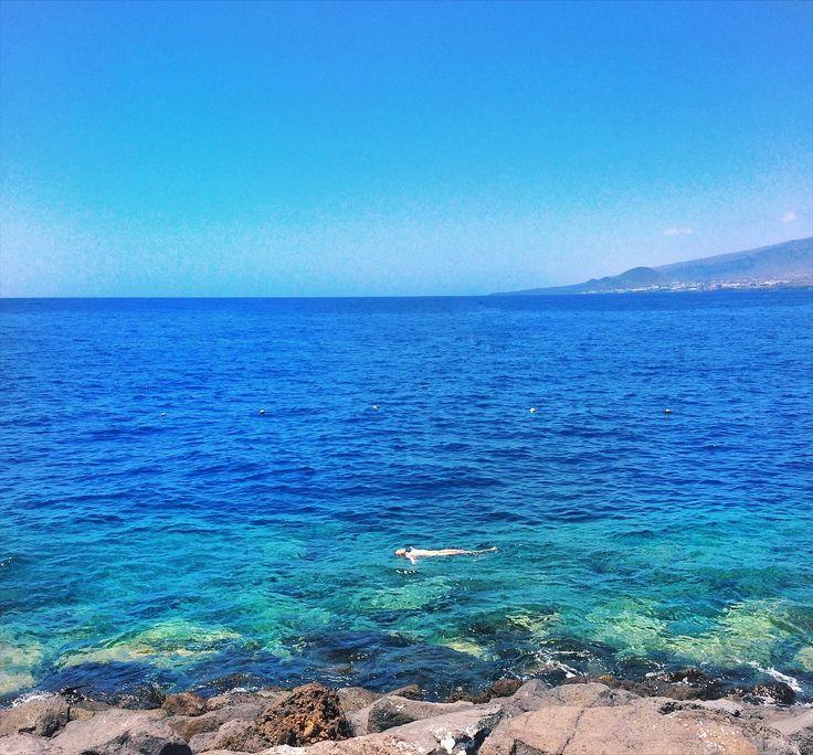 Relax and enjoy 😊  IG: rmariaguez    #wanderlust #tenerife #ocean #summer17 #beach #travelgirl #adventure #blue #green #sun #summertime #sunshine #travelblogger #summervibes #island #tumblrgram #instagramers #salty #nature