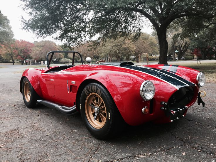 1965 Shelby Cobra CSX6000 for sale on BaT Auctions - ending February 20 (Lot #8,207) | Bring a Trailer