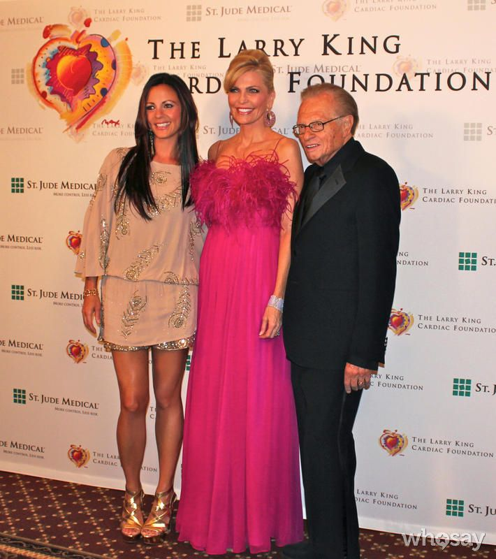 Sara and Larry King