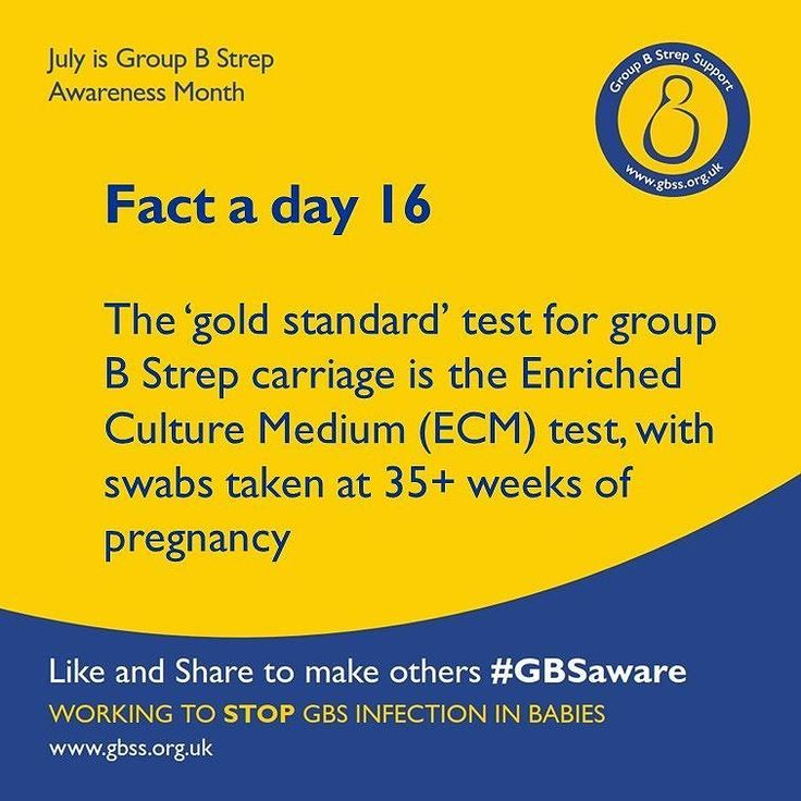 The 'gold standard' test for group B Strep carriage is the Enriched Culture Medium or ECM test  http://ift.tt/2uw31zP  #GBSaware #groupBStrep #pregnant #thirdtrimester #healthymum #healthybaby #StrepB #BStrep #groupBStrep #groupStrepB #groupBStreptest #groupBStrepsupport #gbss #pregnancy #pregnant #baby #babies #prevention #InformedChoice #awareness #factaday #knowledgeispower #expectantMum #Mumtobe #mum2be #healthypregnancy #photooftheday #instagood #GBStest ##meningitis #sepsis #pneumonia