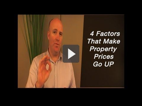 Four Factors Affecting Property Prices