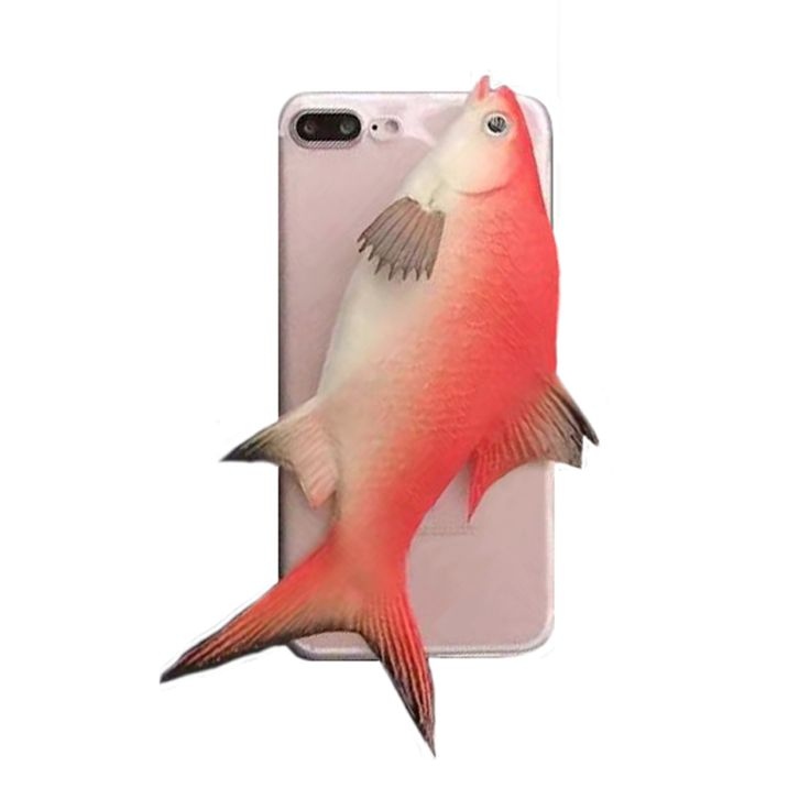 2017 Fashion 3d manual simulation food salmon sea fish koi whale shark cell phones tpu case For Iphone 6 6s/6plus 6splus/7/7plus. Yesterday's price: US $6.99 (5.67 EUR). Today's price: US $4.61 (3.74 EUR). Discount: 34%.