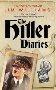 #Win one of 5 eBook copies of The Hitler Diaries by Jim Williams (Ends June 30/13) http://lazyday.ca/the-hitler-diares-by-jim-williams-5-copies-to-giveaway-int-fatman/