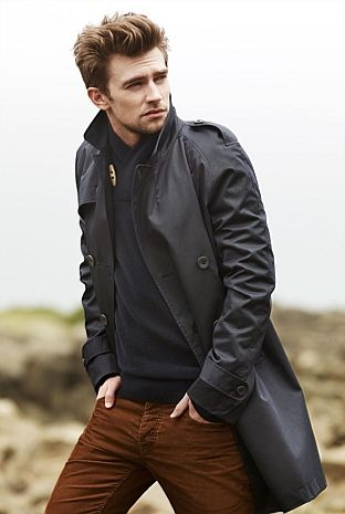 Country Road, perfect autumn jacket