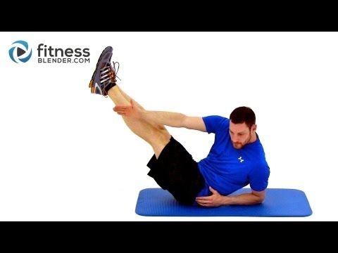 Abs & Obliques Cardio Blend - Core Cardio Workout to Lose Belly Fat - YouTube