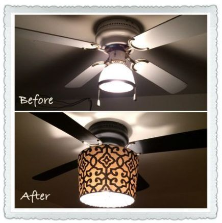 52 Ideas Diy Lamp Makeover Ideas Ceiling Fans In 2020 Ceiling Fan Diy Ceiling Fan Makeover Diy Lamp Makeover