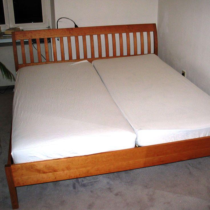 bett in kirschbaum l s schlafzimmer und betten. Black Bedroom Furniture Sets. Home Design Ideas