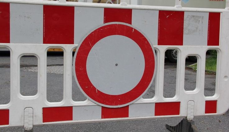 Jüchen:  B59 (Kölner Straße) Vollsperrung des nächsten Bauabschnitts zwischen Lidl und Amselstraße