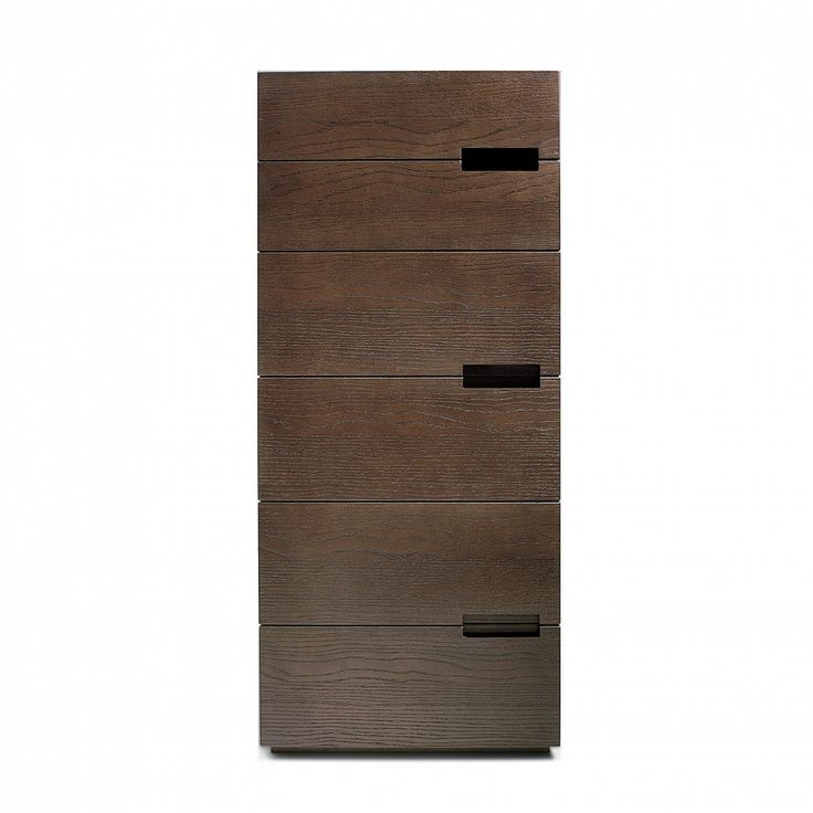 Contemporary 6 drawers tall chest Modern by Dall'Agnese, #bedroom #furniture #made #in #Italy