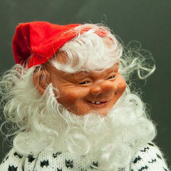 Norwegian Swedish Elf Gnome Santa   Scandinavian Denmark