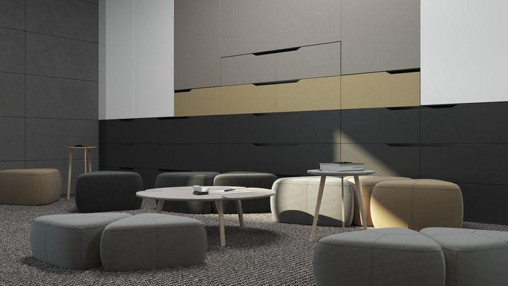 Mont group Office | projekt biura | aranżacje wnętrz | troomono