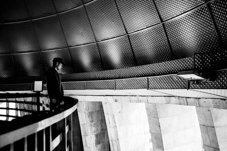 The observer by Veronica Juárez, via 500px