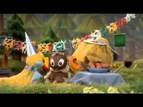 Unser Sandmännchen: Was nach dem Sommerfest geschah (Pittiplatsch, Schnatterinchen und Moppi)