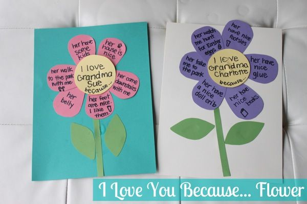 Homemade Mothers Day Cards for kids to make - Mum In The Madhouse- Mum In The Madhouse