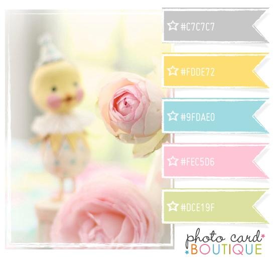 Color Crush Palette · 8.2.2011 - Photo Card Boutique, LLC