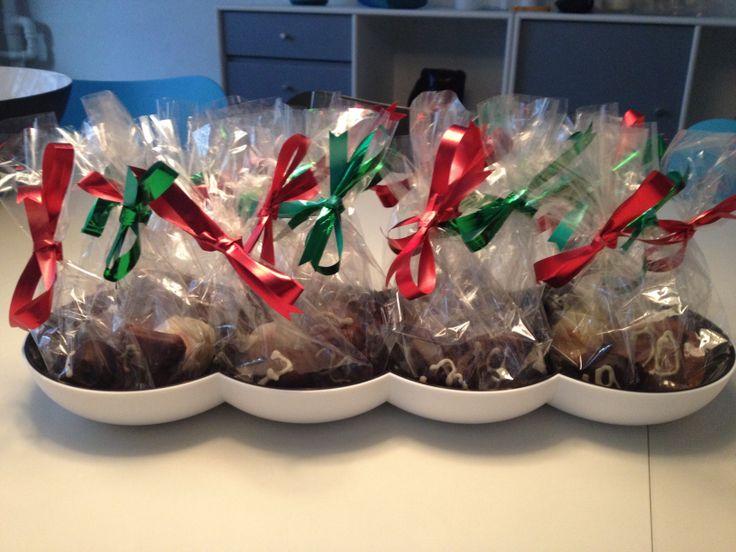 Julekalender med al konfekten