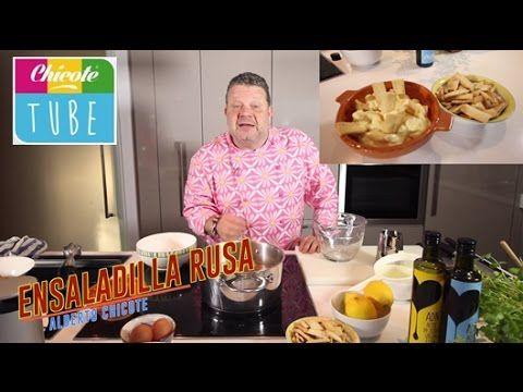 ENSALADILLA RUSA de Alberto Chicote (mi favorita) - YouTube