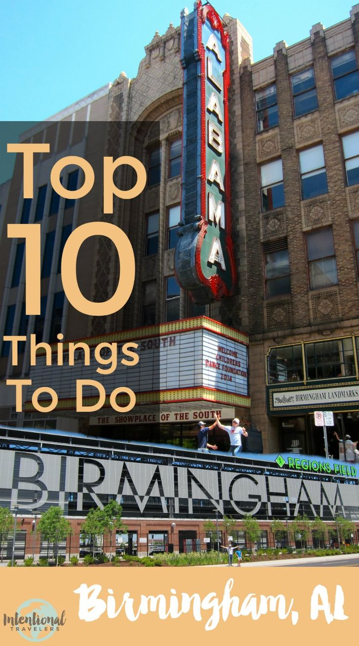 What to see, do, and eat in Birmingham, Alabama (plus video tour)