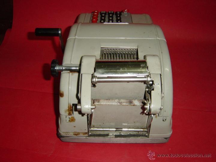 Maquina calculadora, marca Sumpo Fabricada en España - Foto 3