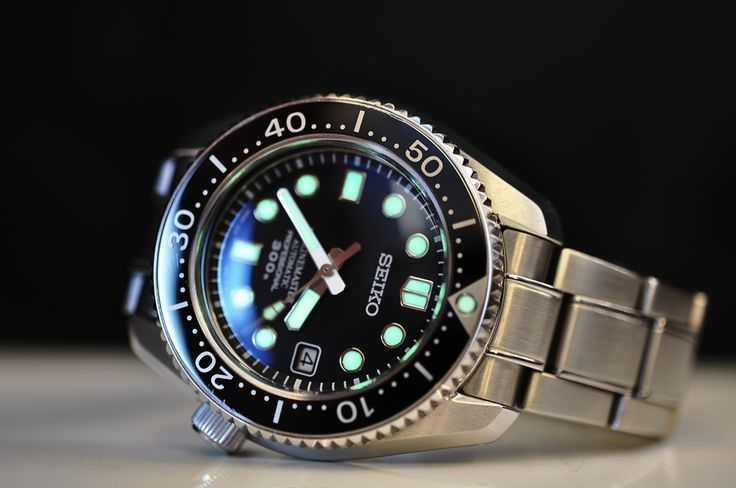 Seiko Marinemaster 300 -SBDX001- pictures