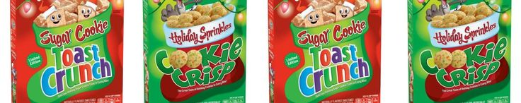 General Mills Reveals The Two Most Christmas-y Cereals Ever  - Delish.com