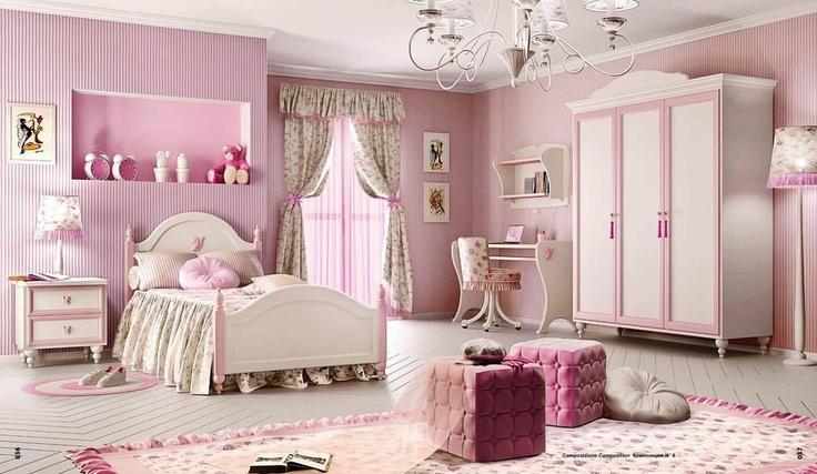 Luxusní dětský pokojíček od italské společnosti Lanpas, kompletní nabídku této italské značky naleznete zde: http://www.saloncardinal.com/galerie-lanpas-74c