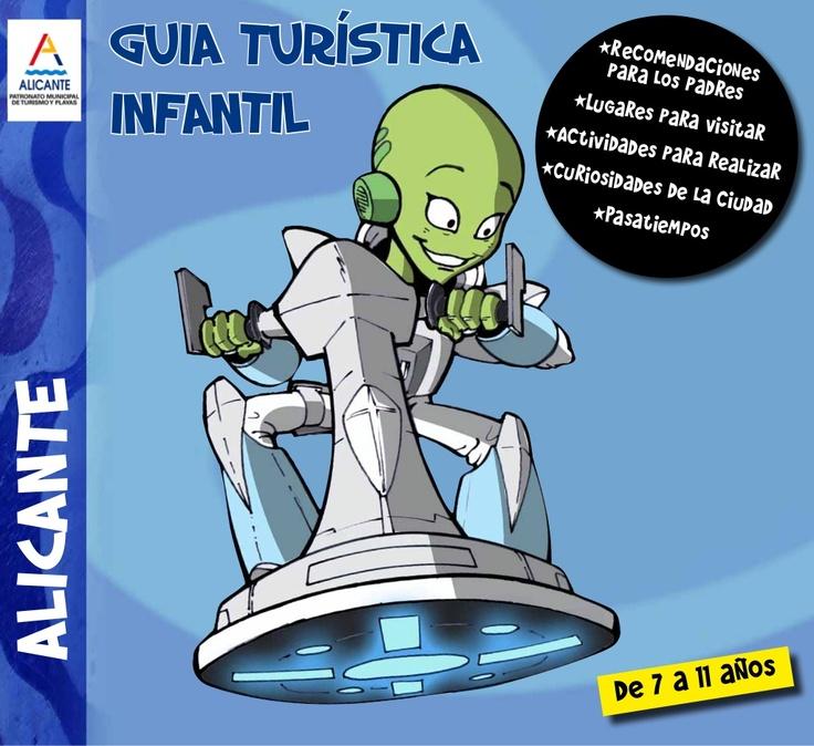 guia-turistica-infantil-de-alicante-by-gentedealicante by actualizacion de contenidos via Slideshare