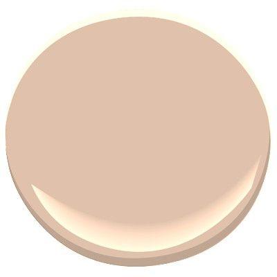 Georgetown pink beige HC-56, Benjamin Moore Paint....