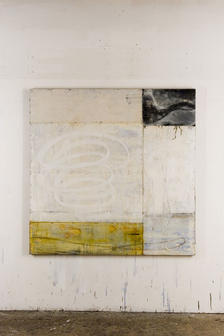 'Weather Report' (2009) by Canadian artist Don Maynard. Encaustic, oil, plexiglass. ty, just another masterpiece. via the artist's site
