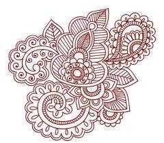 bridal mehandi free design: Mehandi Designs On Paper
