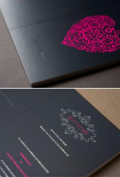 Wedding Invitation Spotting | Paper Crave