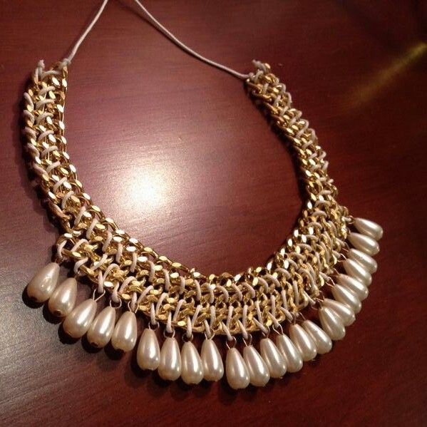 #collar #diy #hechoamano