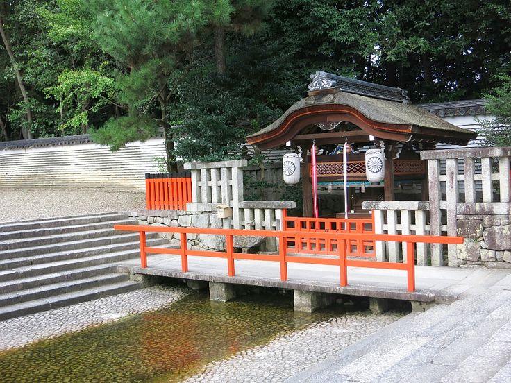 Eindrücke aus Japan: Shimogamo Schrein - http://sumikai.com/japan/eindruecke-aus-japan-shimogamo-schrein-66187/