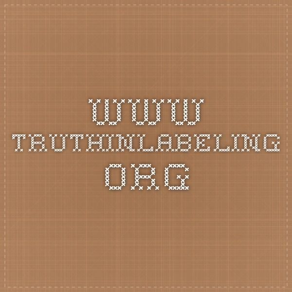 How do truly natural glutamic acid and manufactured glutamic acid (MSG) differ?www.truthinlabeling.org