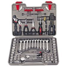 95 Piece Precision Tools Mechanics Set Wrenches Sockets Ratchets Repair Projects
