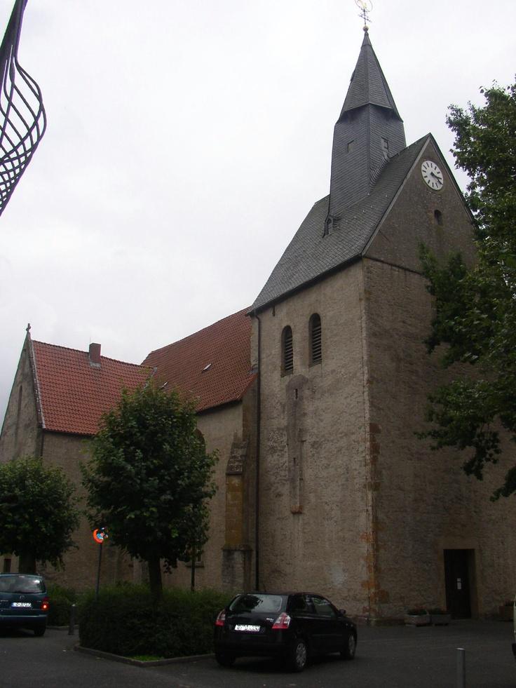Evangelical Lutheran Church, Borgholzhausen, Germany