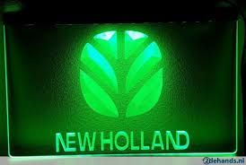 Image result for tractor neon sign