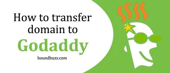 How To Transfer Domain To Godaddy Step By Step Guide Wordpress Tricks Wp Themes Godaddy