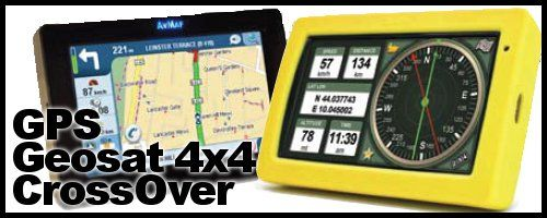 Geosat 4x4 Crossover GPS off road