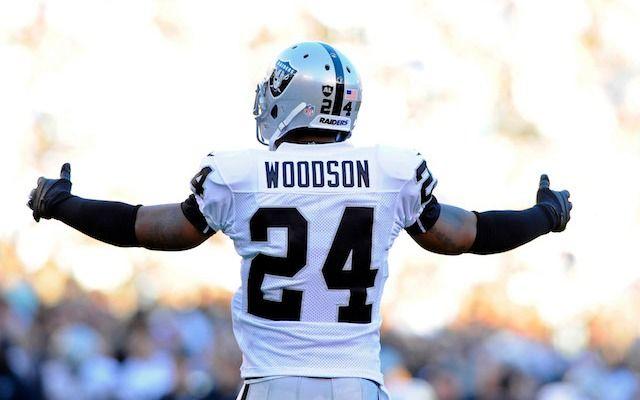 Charles Woodson Raiders