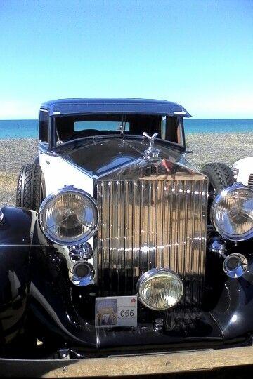 Vintage Rolls Roycle 1921
