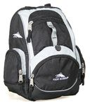 High Sierra Mini Backpack Black 25535