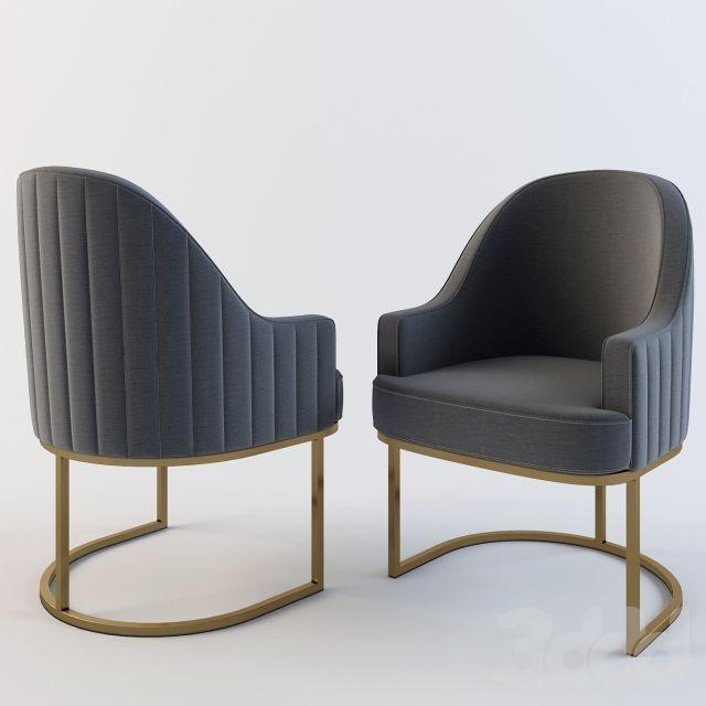 3d модели: Кресла - Signorini Coco - Isabel