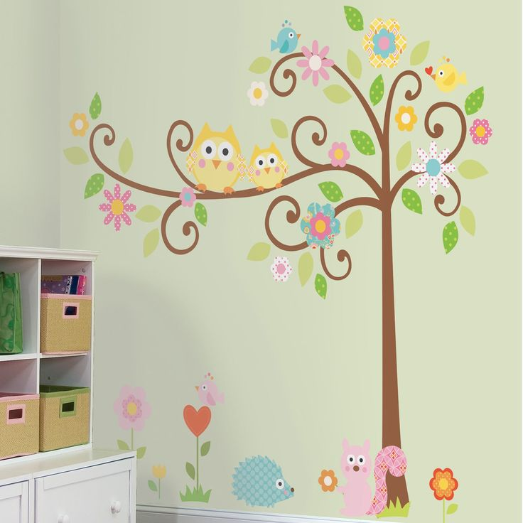 Purchase The Brilliant Scroll Tree Peel And Stick MegaPack Wall Decals By  York Wallcoverings Inc Online Today. This Popular Item Is Currently  Available ... Part 56