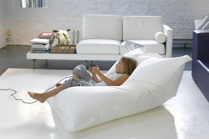 Reasons to Love Large Bean Bag Chairs | Decorating for Tranquility